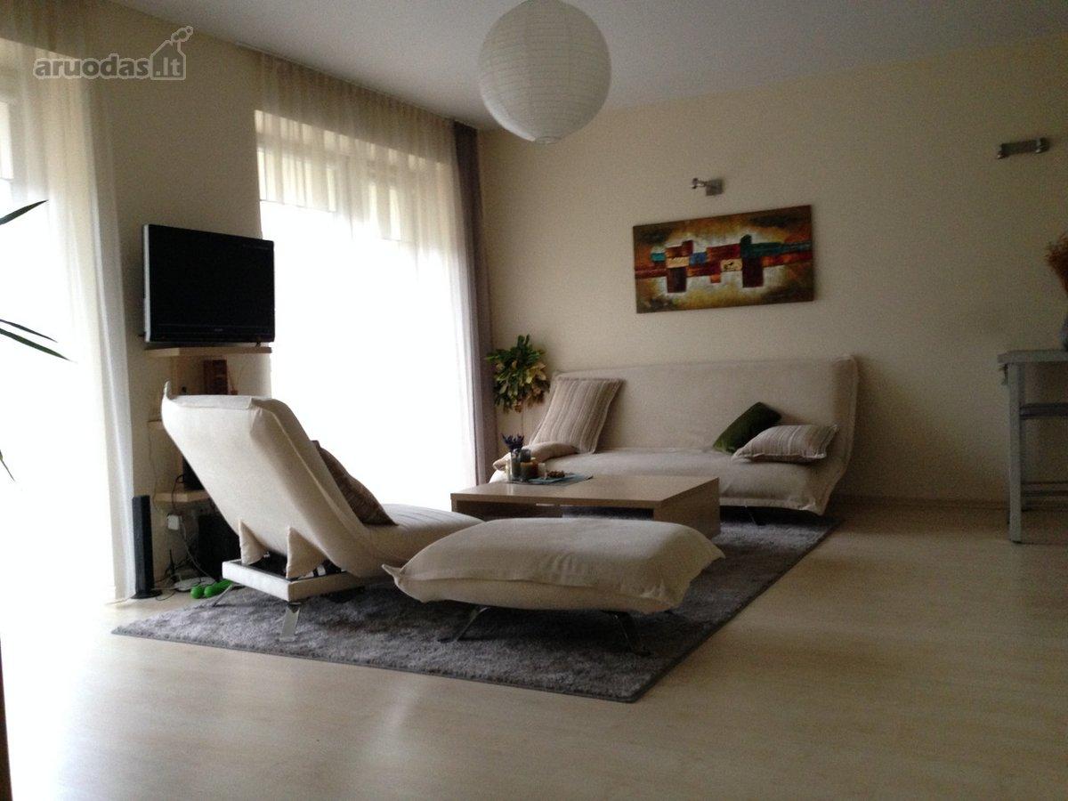 Vilnius, Fabijoniškės, Liudviko Zamenhofo g., 2 kambarių buto nuoma