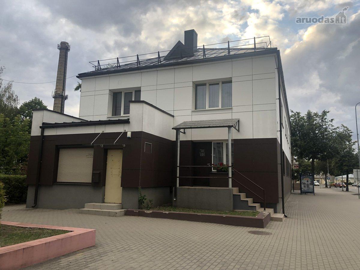 Nuomojamas įrengtas ofisas pačiame Jonavos centre.