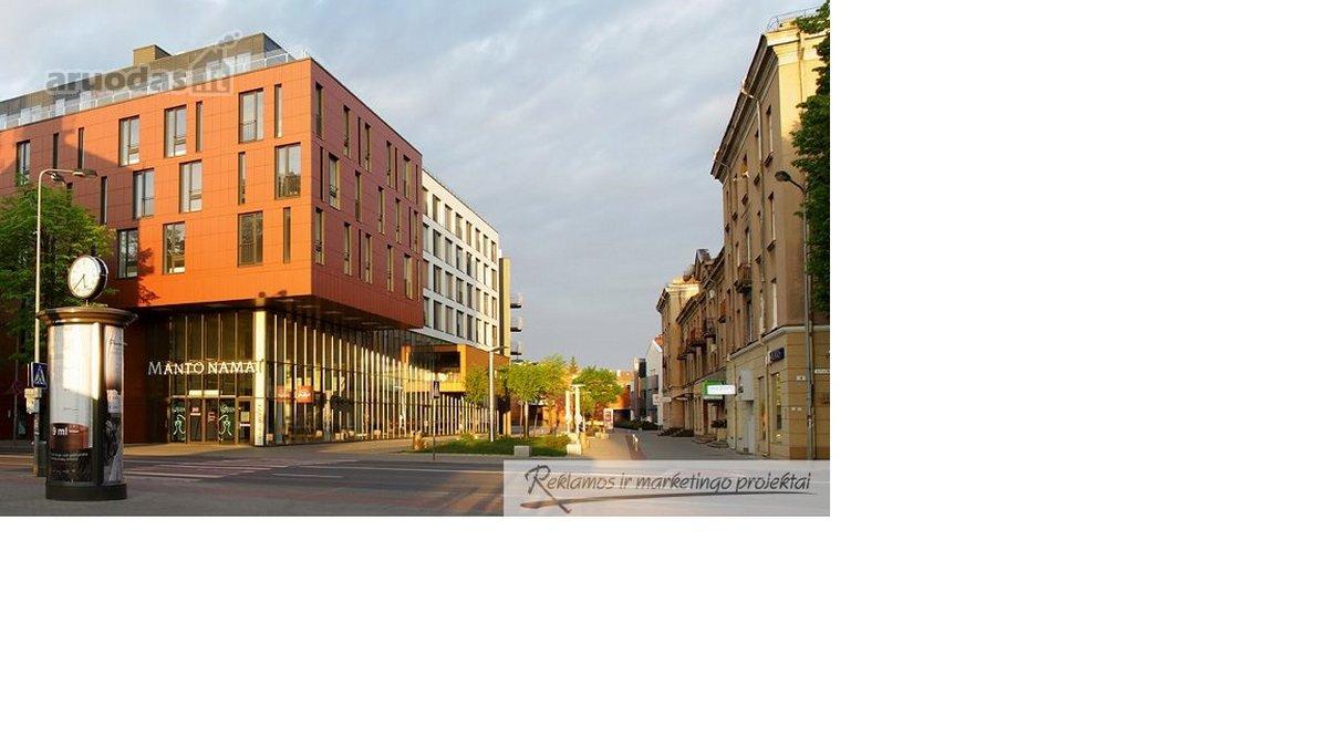 Klaipėda, Senamiestis, H. Manto g., biuro, prekybinės, paslaugų, maitinimo paskirties patalpos