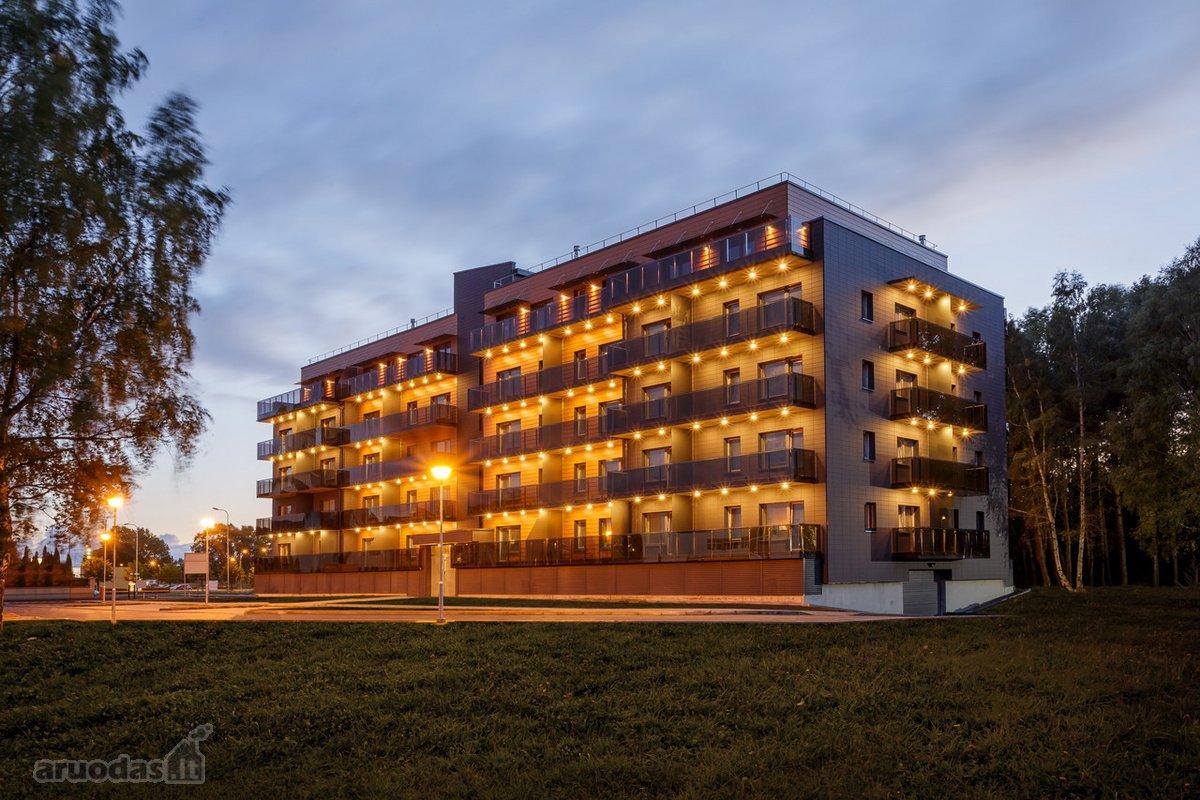 Palanga, Žiogų g., 3 kambarių butas