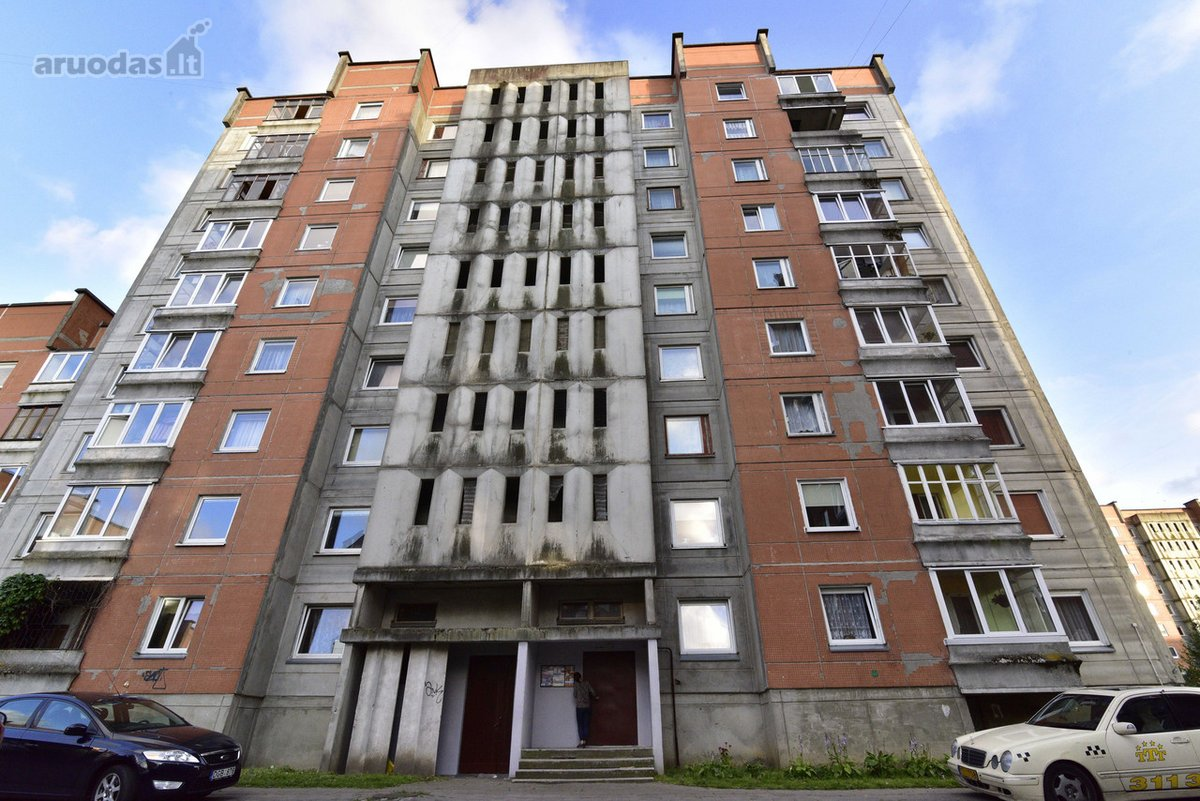 Klaipėda, Bandužiai, Kuncų g., 4 kambarių butas