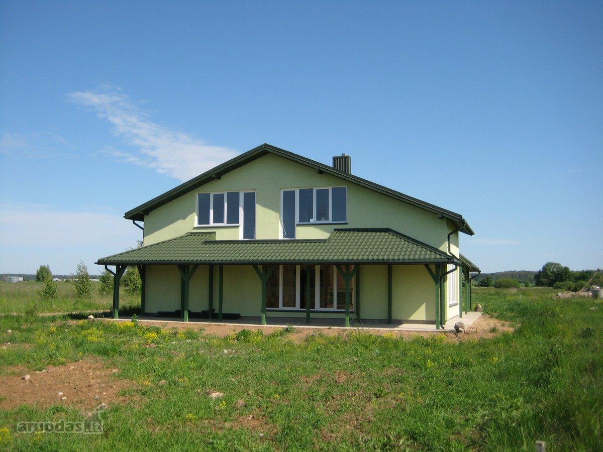 Klaipėdos r. sav., Lėbartų k., Gerviškių g., mūrinis namas