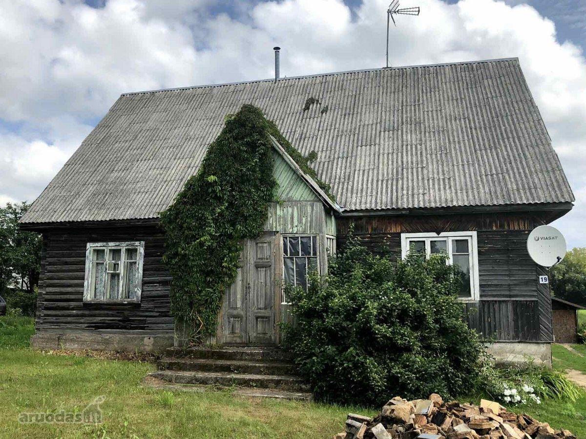 Parduodama namo dalis geroje vietoje - Skelbiu.lt