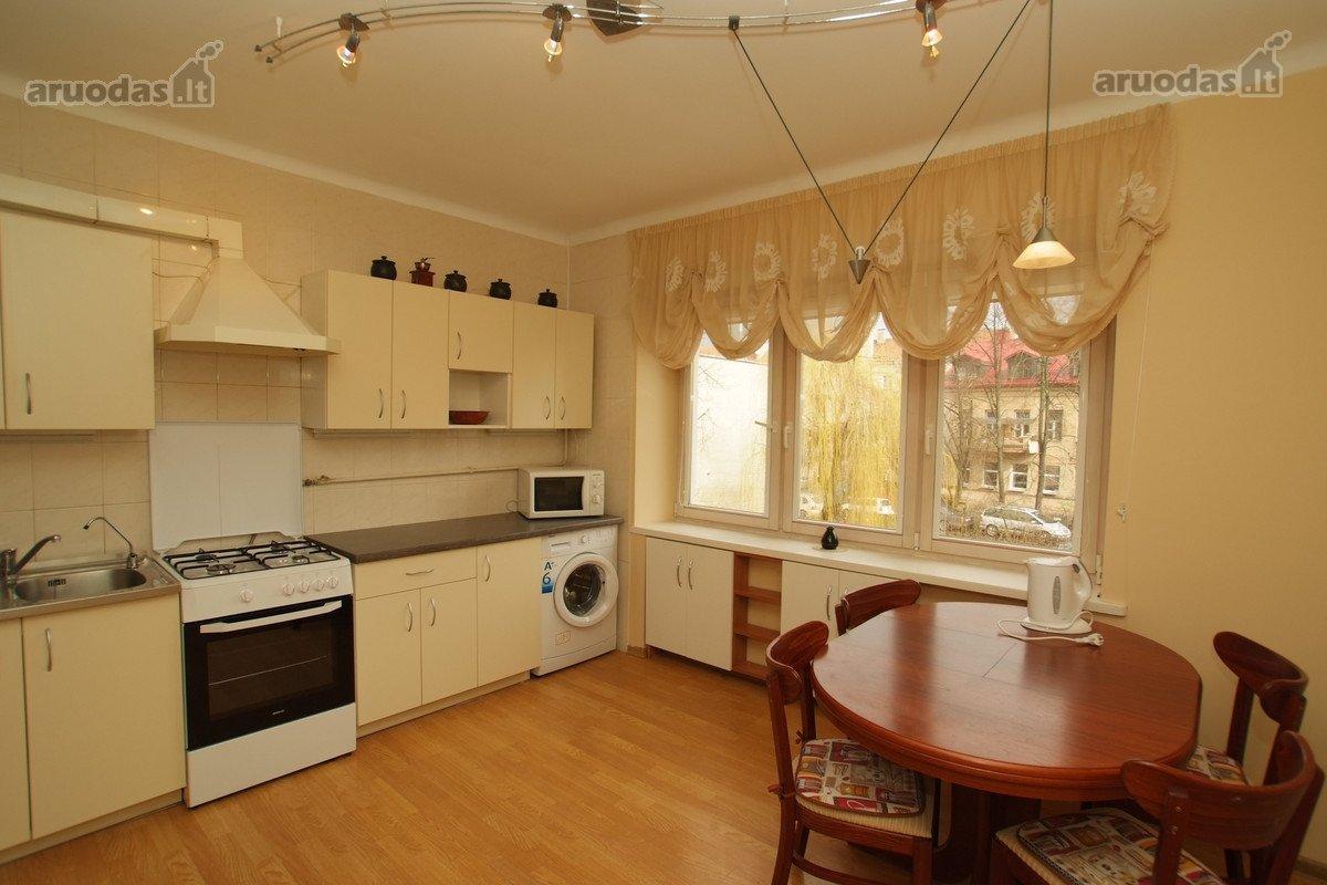 Vilnius, Naujamiestis, Šermukšnių g., 2 rooms flat for rent