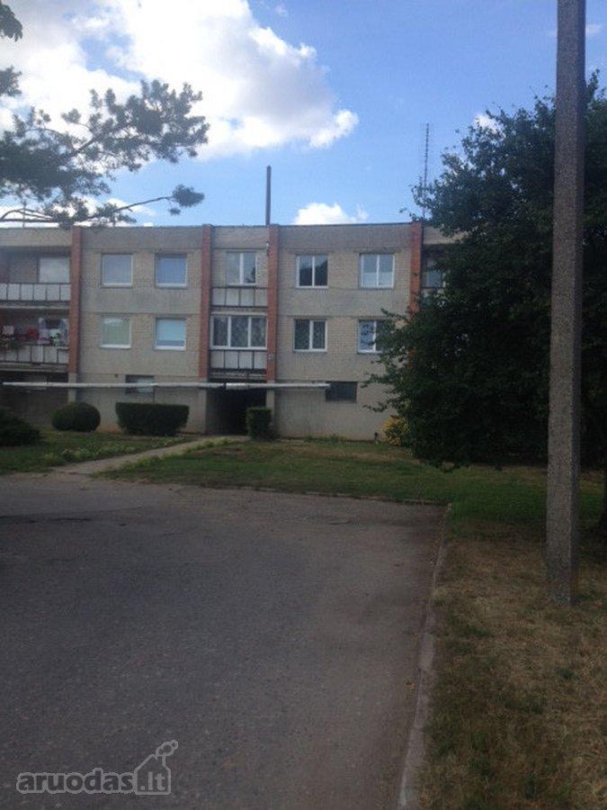 Kėdainių r. sav., Vainotiškių k., Ežero g., 3 kambarių butas