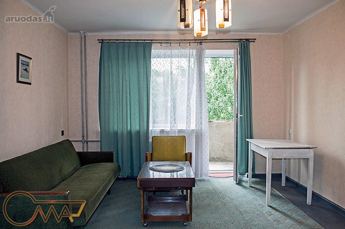 Antakalnyje išnuomojamas dviejų kambarių - Skelbiu.lt