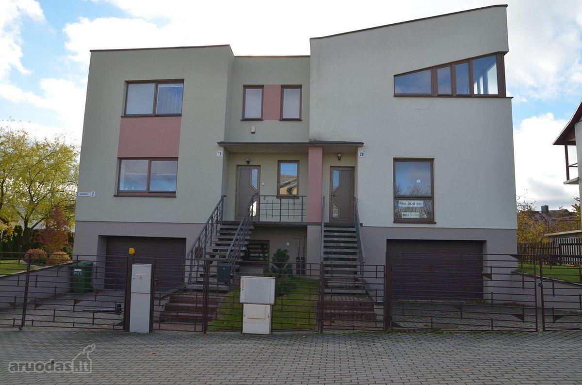Vilniaus r. sav., Buivydiškių k., mūrinis sublokuotas namas