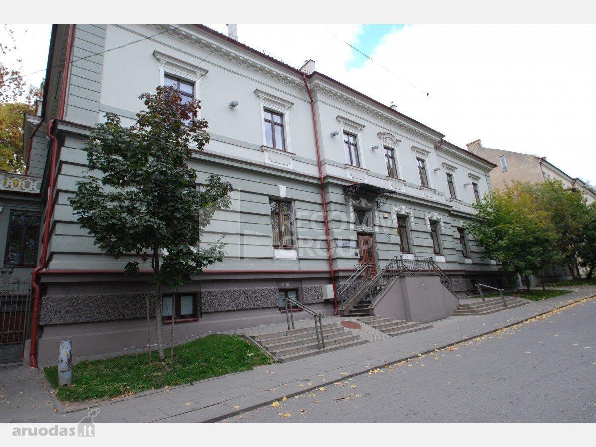 Vilnius, Naujamiestis, K. Kalinausko g., biuro, kita paskirties patalpos