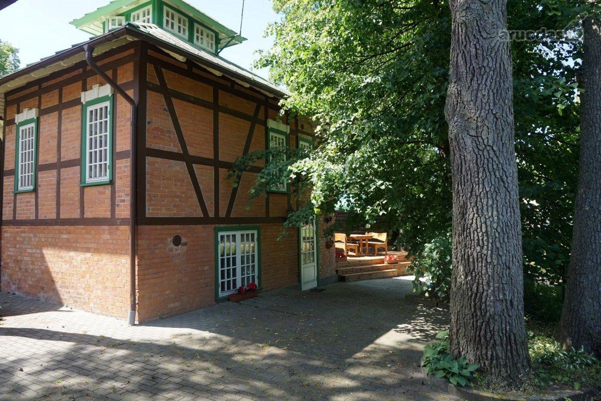 Palanga, J. Basanavičiaus g., mūrinis namas