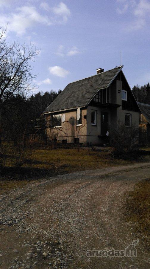 Prienų r. sav., Paduoblio k., Pušyno g., mūrinis namas