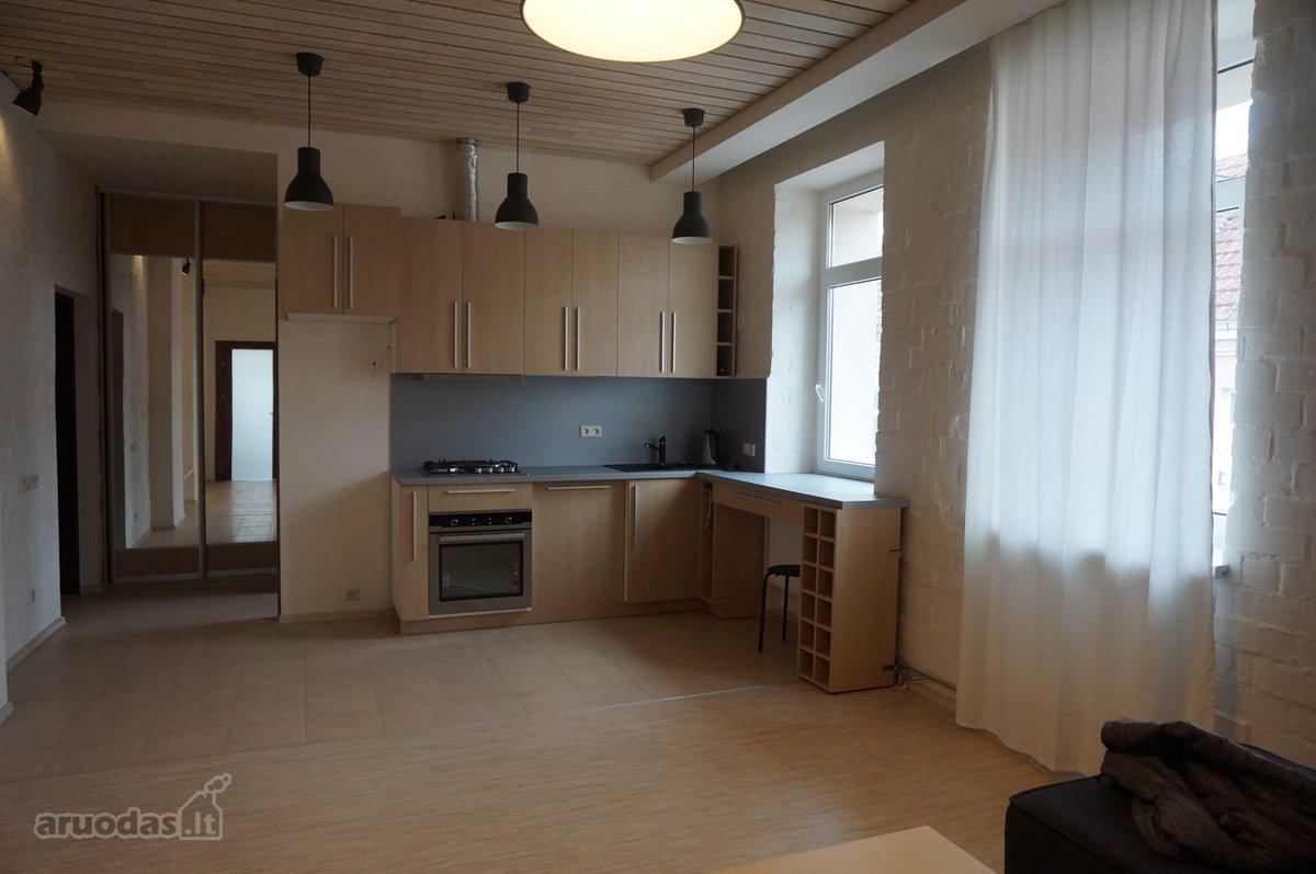 Panevėžys, Centras, Laisvės a., 2 kambarių butas