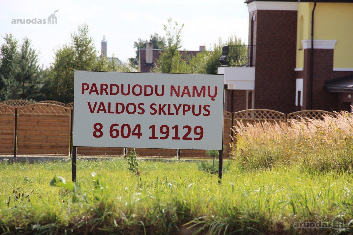 Vilniaus r. sav., Skaidiškių k., Kaštonų g., namų valdos paskirties sklypas