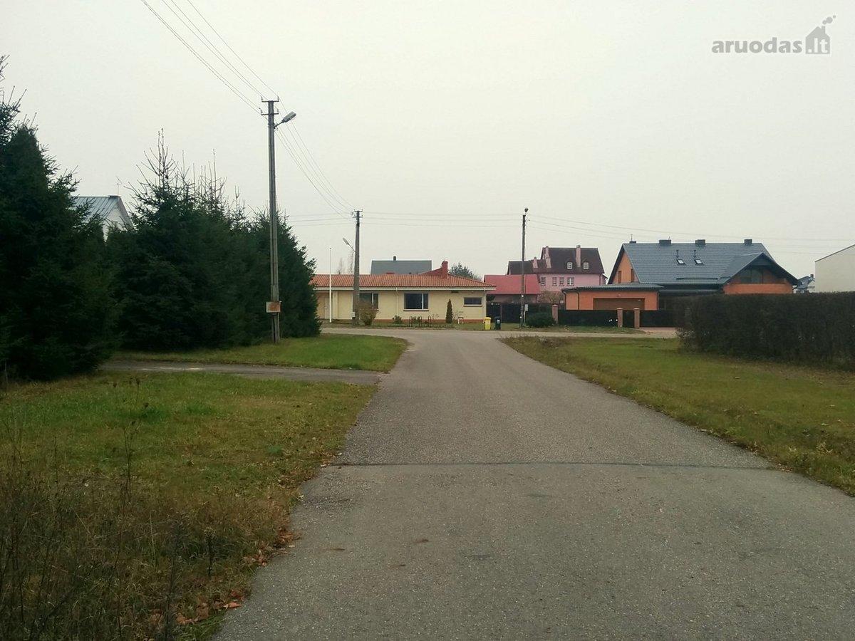 Vilnius, Tarandė, Graužupių g., namų valdos paskirties sklypas