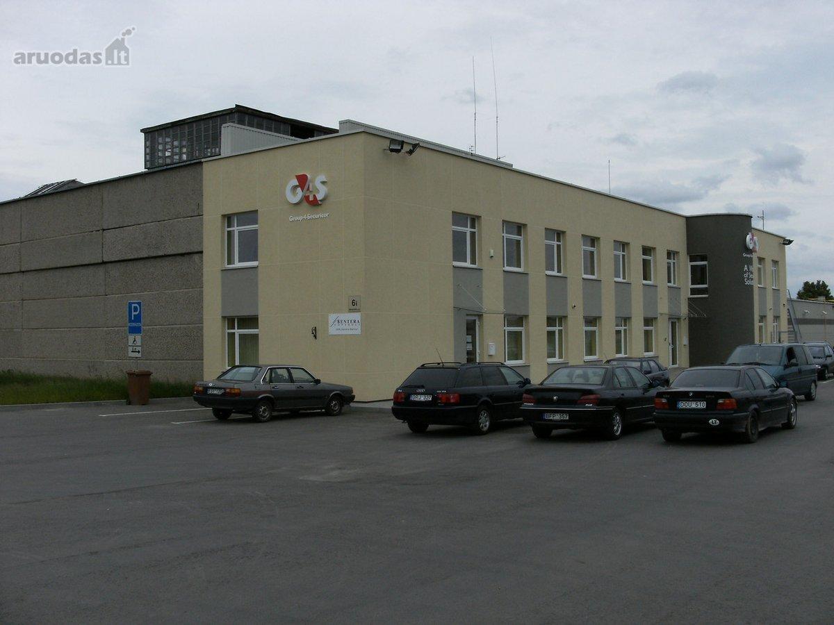 Šiauliai, Pabaliai, Metalistų g., biuro paskirties patalpos nuomai