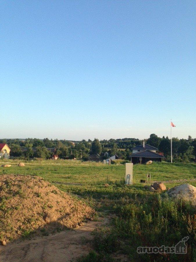 Vilnius, Pavilnys, Jeronimo Cicėno g., namų valdos paskirties sklypas