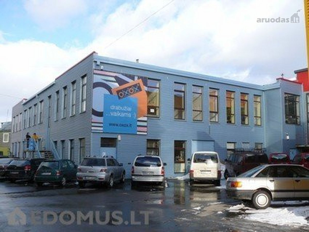 Kaunas, Vilijampolė, Raudondvario pl., biuro, kita paskirties patalpos nuomai