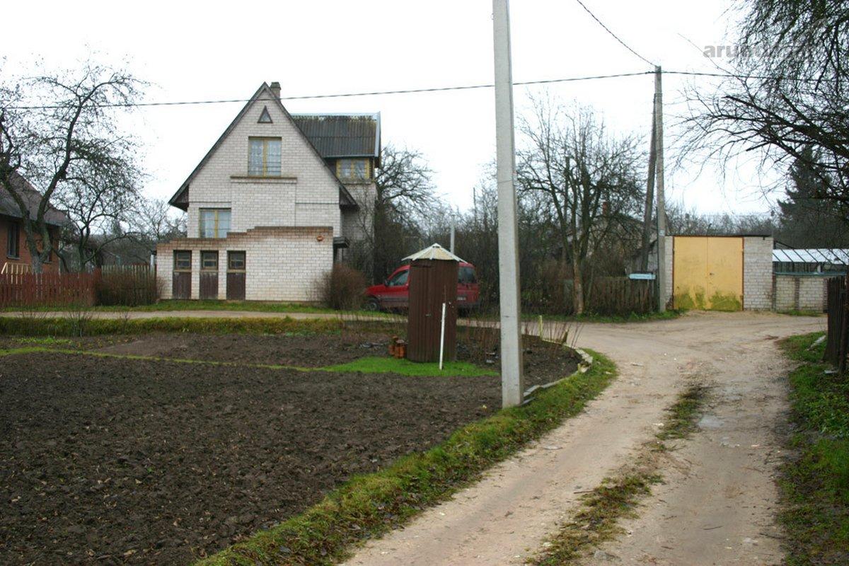 Vilnius, Antakalnis, Viršupio Sodų 8-oji g., mūrinis sodo namas