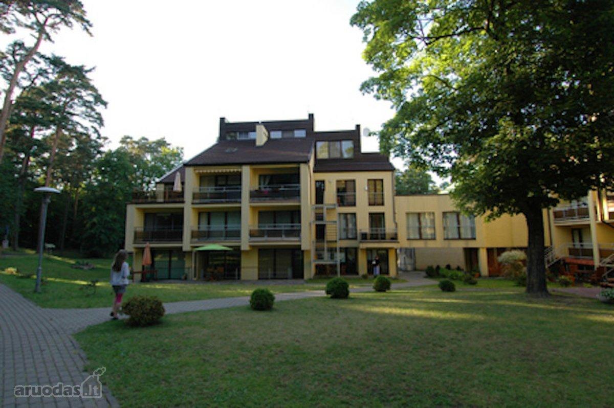 Neringos m., Kalno g., 2 kambarių butas