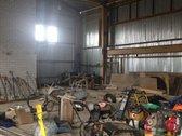 Parduodamas gamybinis/sandėliavimo pastatas