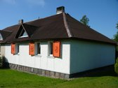 1911 m. pusė vokiško namo šalia Klaipėdos su