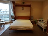 Išnuomojamas jaukiai įrengtas 1/2-jų kambarių