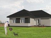 Naujas namų kvartalas prie tvenkinio