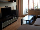 Parduodamas dviejų kambarių butas su visais
