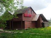 Išnuomojama kavinė su pirtimi Vilniaus rajone