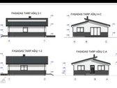 Parduodamas naujai statomas A klasės 80 m²