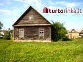 Parduodama namo dalis, atskirta nuo kitos dalies.
