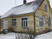 Parduodamas namas Vabalninke 68kv/m 0,30ha