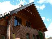 Parduodamas 1 aukšto naujos statybos namas su