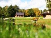 Jauki sodyba miško apsuptyje visai šalia Vilniaus.