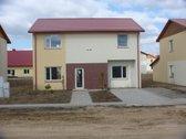 Parduodams naujos statybos gyvenamas namas su
