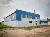 Parduodamos gamybinės patalpos (2090,85 m2),