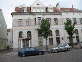 Klaipėdos miesto centre (Turgaus g.)