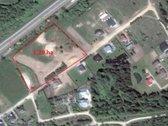 Parduodamas 1,29 ha namų valdos žemės sklypas