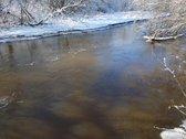 2h sklypas ant Virintos upes kranto prie