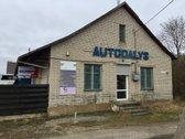 Parduodamas Automobilių Autoserviso (Gamybos,