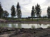 Vilniaus raj. 1.86 ha ant ežero kranto.