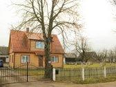 Parduodamas namas Šimkaičių miestelyje.