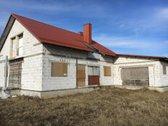 Parduodamas statomas gyvenamas namas, bendras