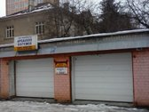 Nuomojamas garažas Vilniaus centre,
