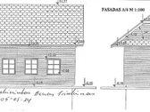 Parduodamas namas buvusi siurblinė