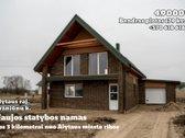 Parduodamas naujos statybos namas Praniūnų