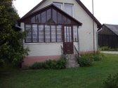 Parduodamas 1982 m. statybos, 136 kv.m. namas