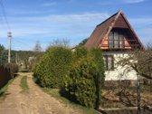 Parduodamas sodas geroje vietoje su mūriniu namu.