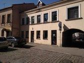 Atskiras pastatas senamiestyje M.daukšos g