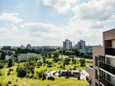 Parduodamas naujas butas su puikiu vaizdu į sostinę, kaip iš paukščio skrydžio. Butas yra išskirtiniame 2016 m. statybos daugiabut...