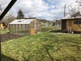 Prižiūrėtas sodas - naujai pastatytas
